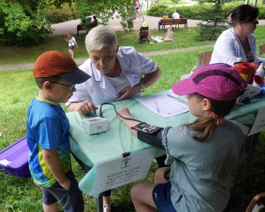 XI Profilaktyczny Festyn Rodzinny z okazji Dnia Dziecka