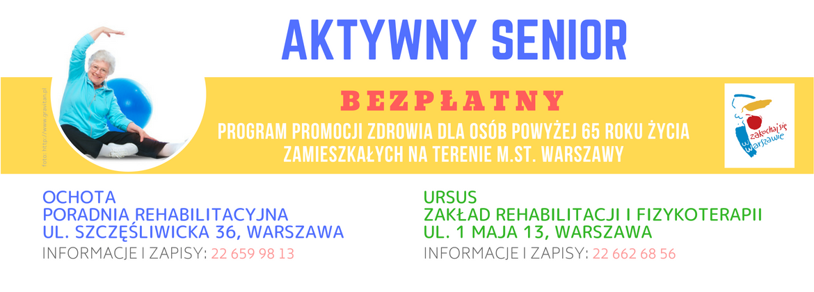 Program Aktywny senior